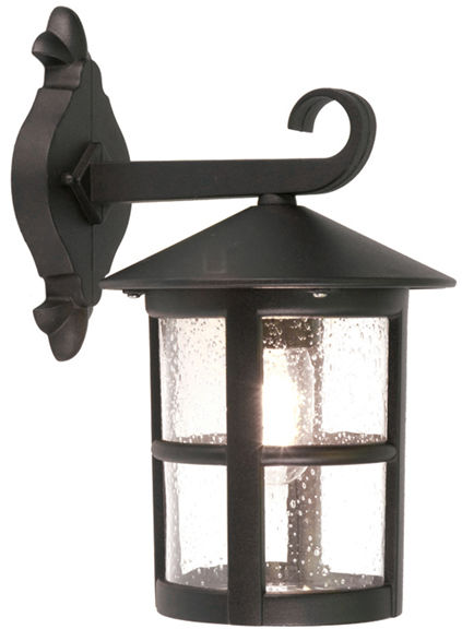 Kinkiet zewnętrzny Hereford BL21/G Elstead Lighting oprawa ścienna w klasycznym stylu