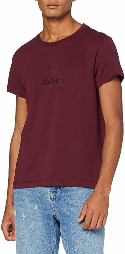 Nitro Bella TEE''20 T-shirt, Port, XL