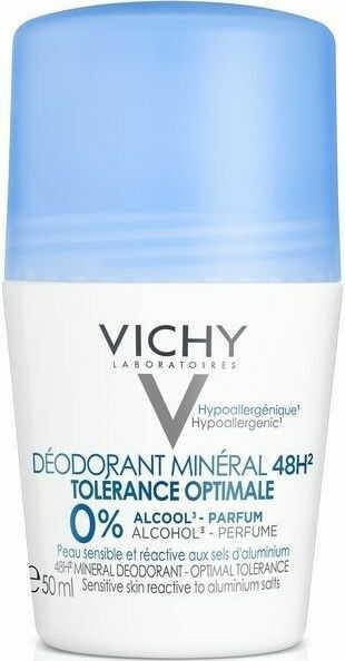 VICHY Dezodorant Mineralny 48h, 50ml