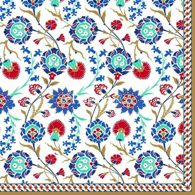 SERWETKI PAPIEROWE Ornamenty IZNIK