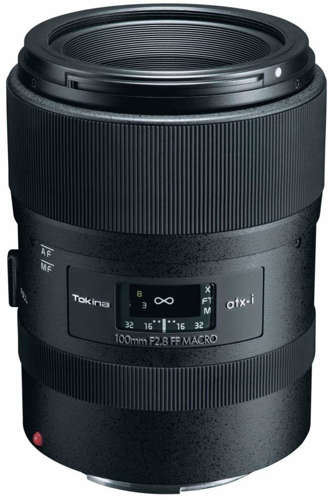 Tokina Tokina atx-i 100 mm Macro F2,8 obiektyw aparatu