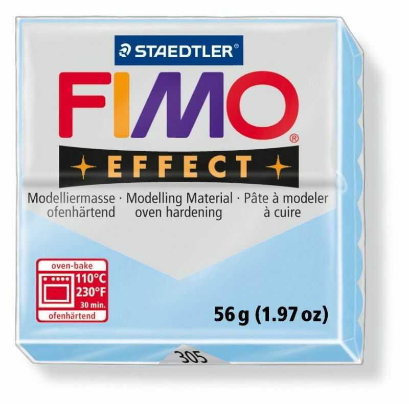 Masa plastyczna FIMO Effect 57g 5504 812232, Kolor masy: Kolor wody