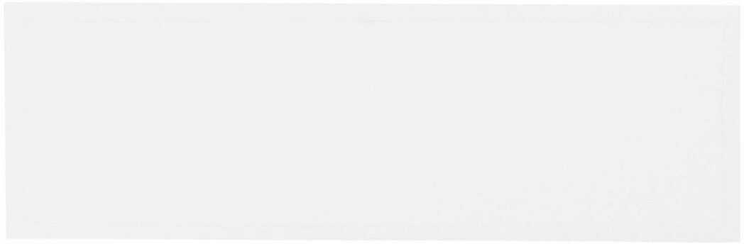 Bieżnik lniany Alexandre Turpault Florence Blanc - Bieżnik