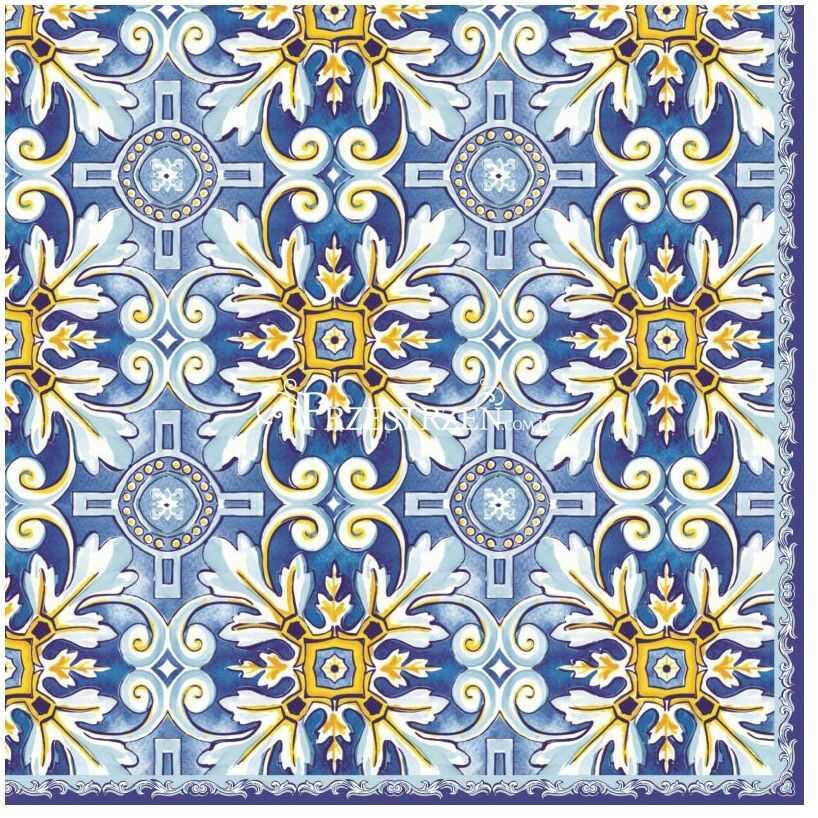 SERWETKI PAPIEROWE Ornamenty MAIB