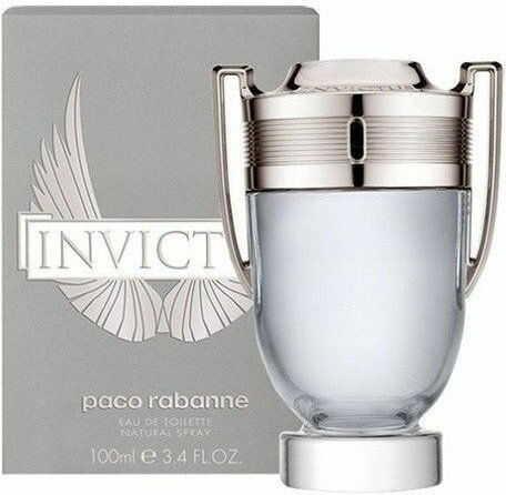 Paco Rabanne Invictus - męska EDT 100 ml