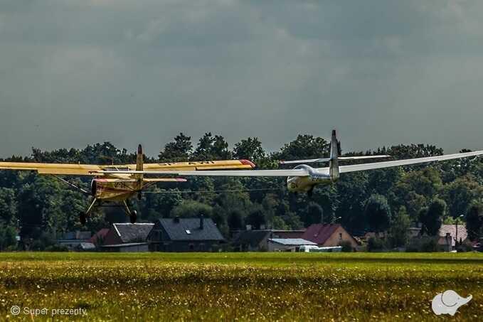 Lot widokowy szybowcem w Ostrowie Wielkopolskim