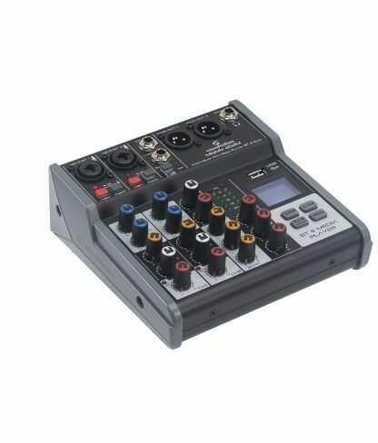 Soundsation MIOMIX-202M