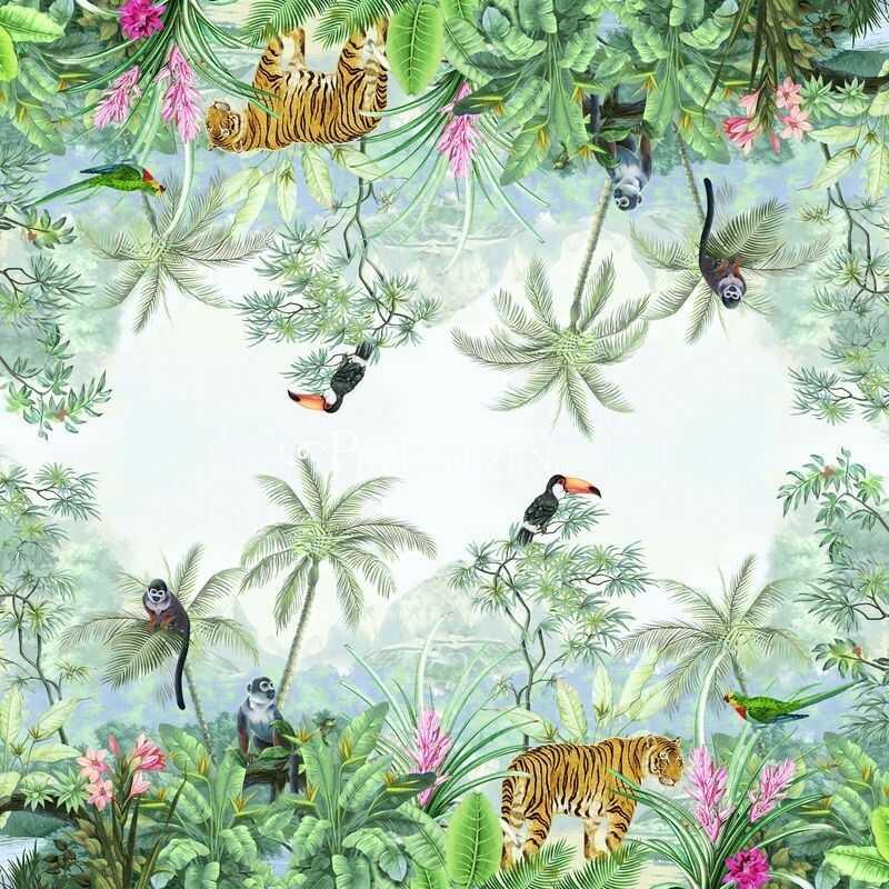 SERWETKI PAPIEROWE Tropical Paradise
