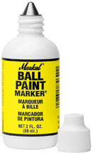 Markal Ball Paint Marker Żółty