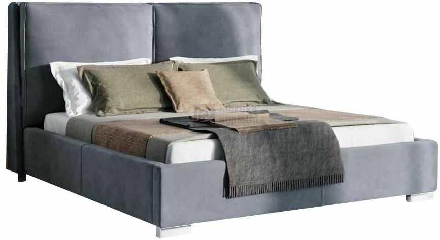 Łóżko tapicerowane Kuseno z pojemnikiem New Design