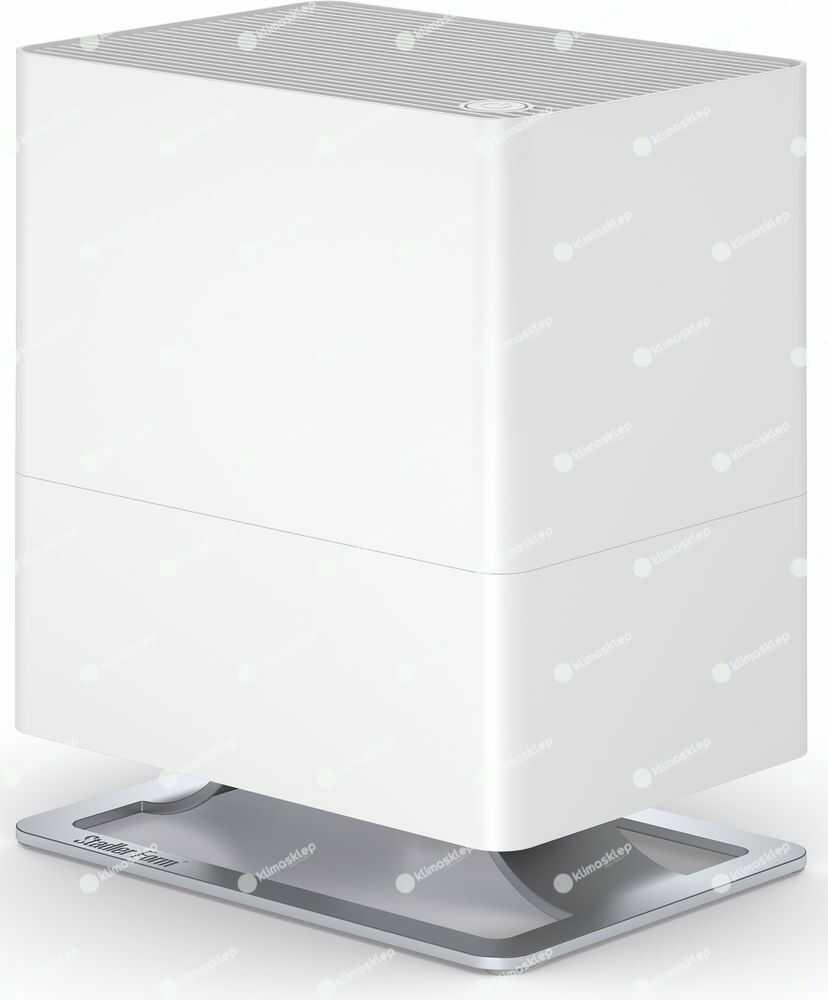 Ewaporacyjny nawilżacz powietrza Stadler Form Oskar Little - biały
