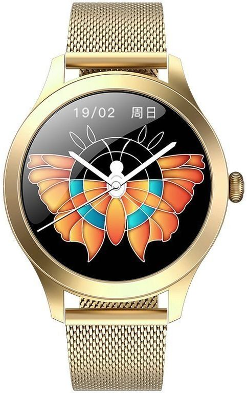 SMARTWATCH G.Rossi SW014-4 gold (zg325d)