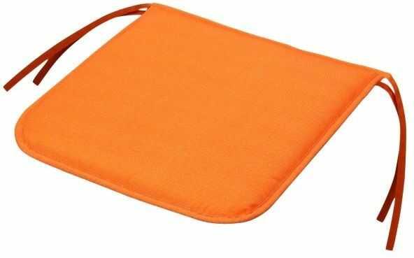Poduszka Cocos 38 x 38 cm pomarańczowa