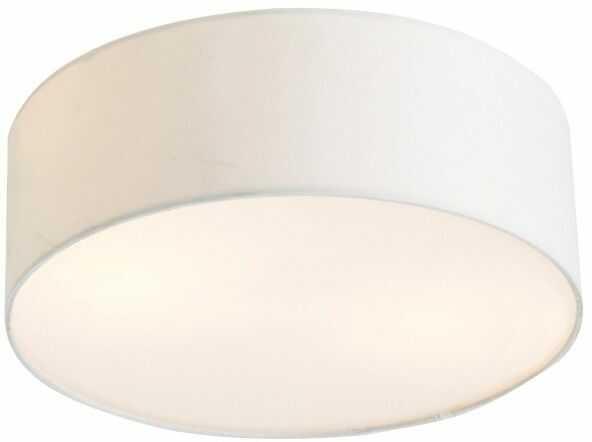Lampa sufitowa Colours Soranus 2 x 42 W E27 kremowa