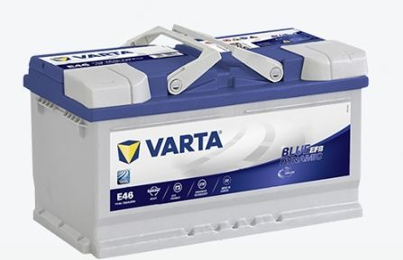 akumulator VARTA Blue Dynamic EFB Start/Stop - 75AH 730A