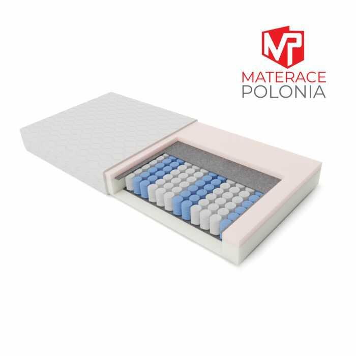 materac kieszeniowy BAJKOWY MateracePolonia 120x200 H1 + Dostawa i zwrot za DARMO