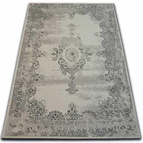 Dywan Vintage Rozeta 22206/666 jasnoszary 80x150 cm
