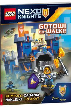 Lego Nexo Knights Gotowi do walki!