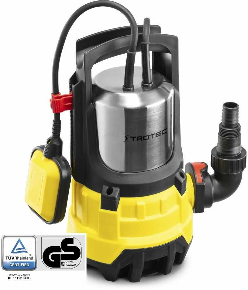 Pompa zanurzeniowa do wody brudnej TWP 9000 ES