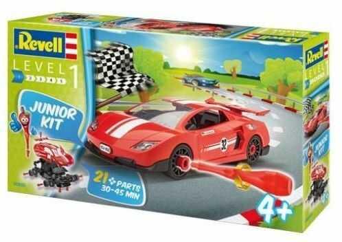 Zestaw Junior kit Racing car