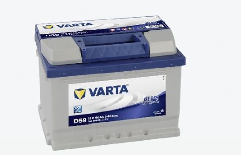 akumulator VARTA Blue Dynamic - 60AH 540A