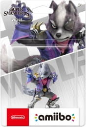 Amiibo Smash Wolf 65