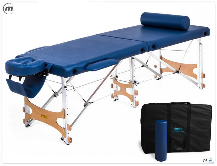 Składany stół do masażu PRO MASTER ALU ULTRA
