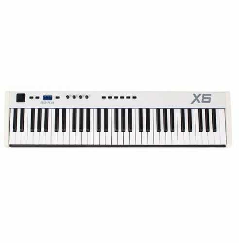 MIDIPLUS- X6 II - klawiatura sterująca