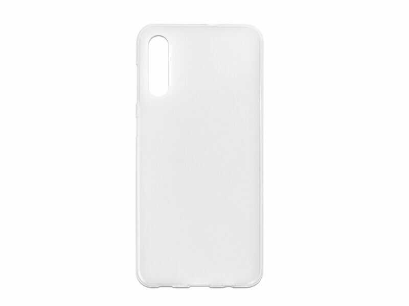 Samsung Galaxy A50 - etui na telefon FLEXmat Case - biały