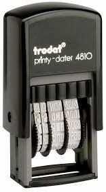 Datownik Trodat 4810 ISO -  Rabaty  Porady  Hurt  Autoryzowana dystrybucja  Szybka dostawa