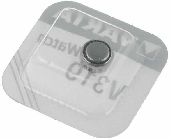 Bateria srebrowa 1,55V VARTA SR64,pastylkowa 1szt. fi5,8x2,66mm