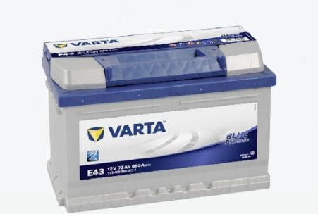 akumulator VARTA Blue Dynamic - 72AH 680A