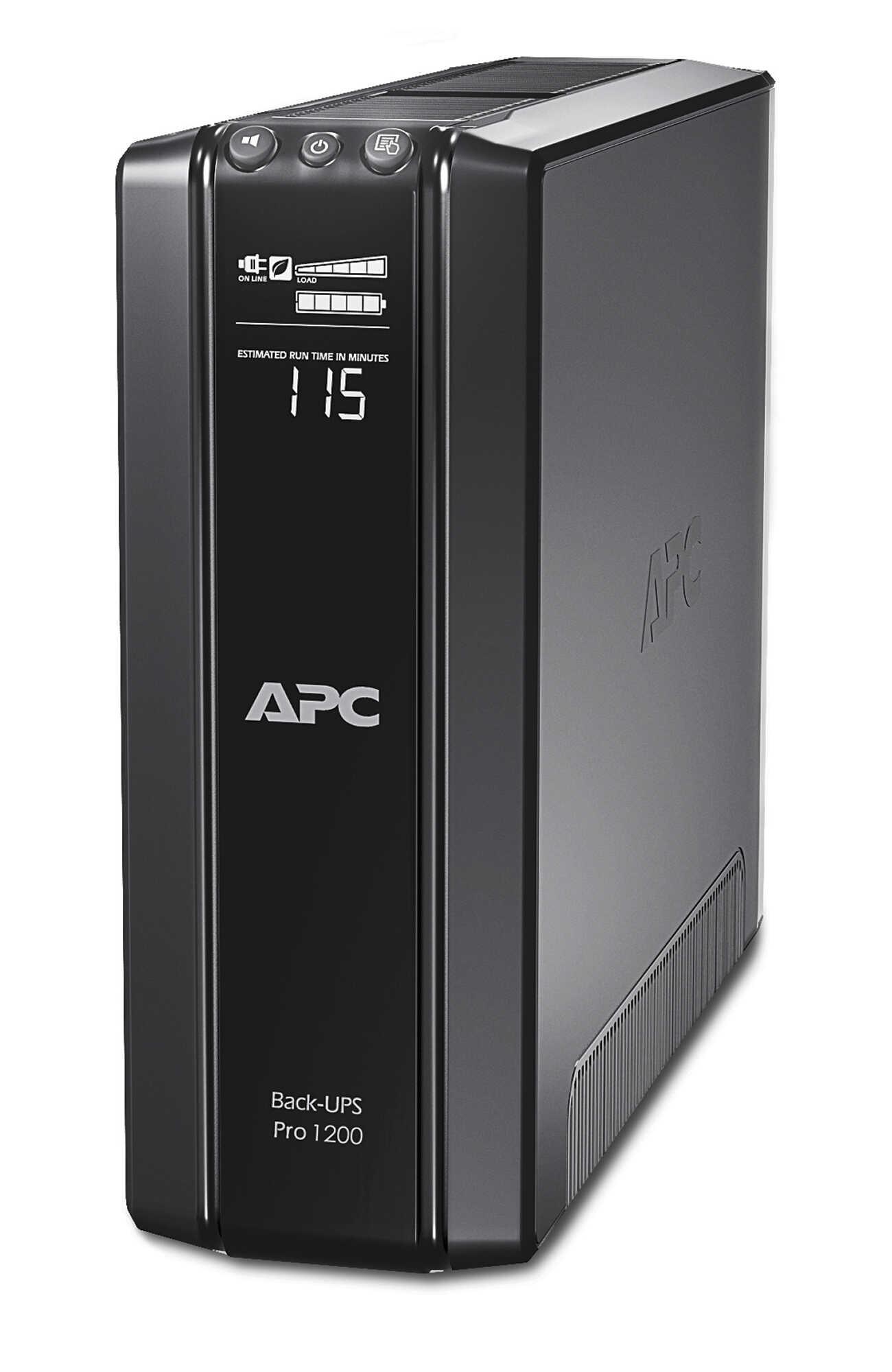 Power-Saving Back-UPS Pro 1200, 230V, Schuko