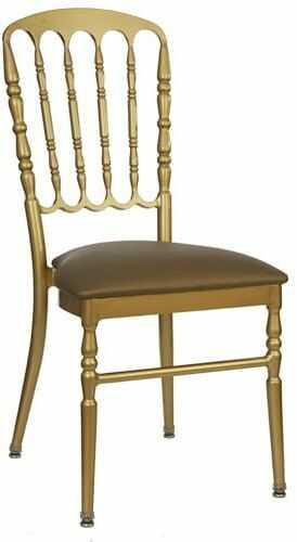 Ekskluzywne krzesło bankietowe Noble