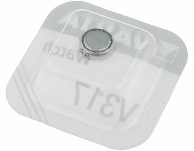 Bateria srebrowa 1,55V VARTA SR62,pastylkowa 1szt. fi5,8x1,6mm