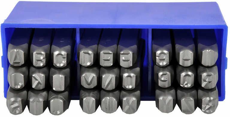 Znaczniki literowe literowniki literatory A-Z 5mm
