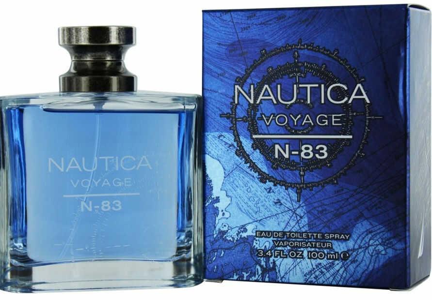 Nautica Voyage N-83 100 ml woda toaletowa dla mężczyzn woda toaletowa + do każdego zamówienia upominek.