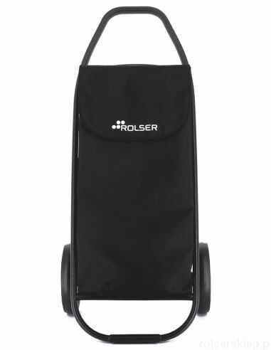 Wózek na zakupy ROLSER COM 8 Black Tube