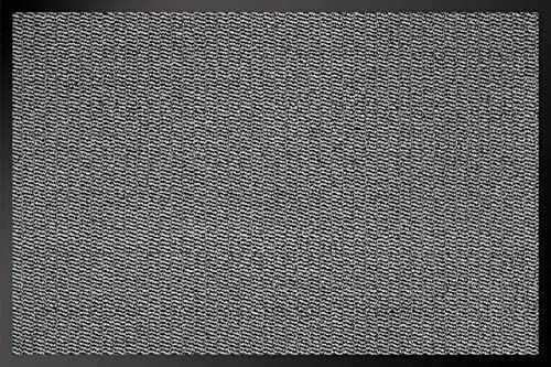 ID Mat 8012010 Cahors/Florac mata podłogowa, włókno polipropylenowe/PCW, 120 x 80 x 0,67 cm, szara, 80 x 120 cm