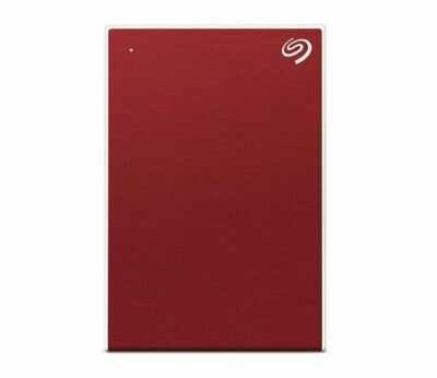 Dysk zewnętrzny SEAGATE BackupPlus One Touch 4TB Czerwony