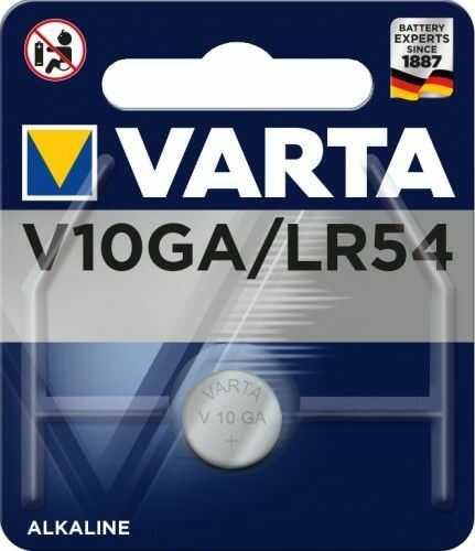 BATERIA VARTA LR54 / V10GA