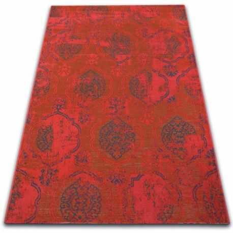 Dywan Vintage 22213/021 czerwony klasyczny 140x200 cm