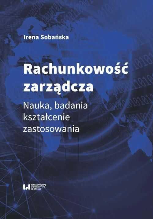 Rachunkowość zarządcza - Irena Sobańska - ebook
