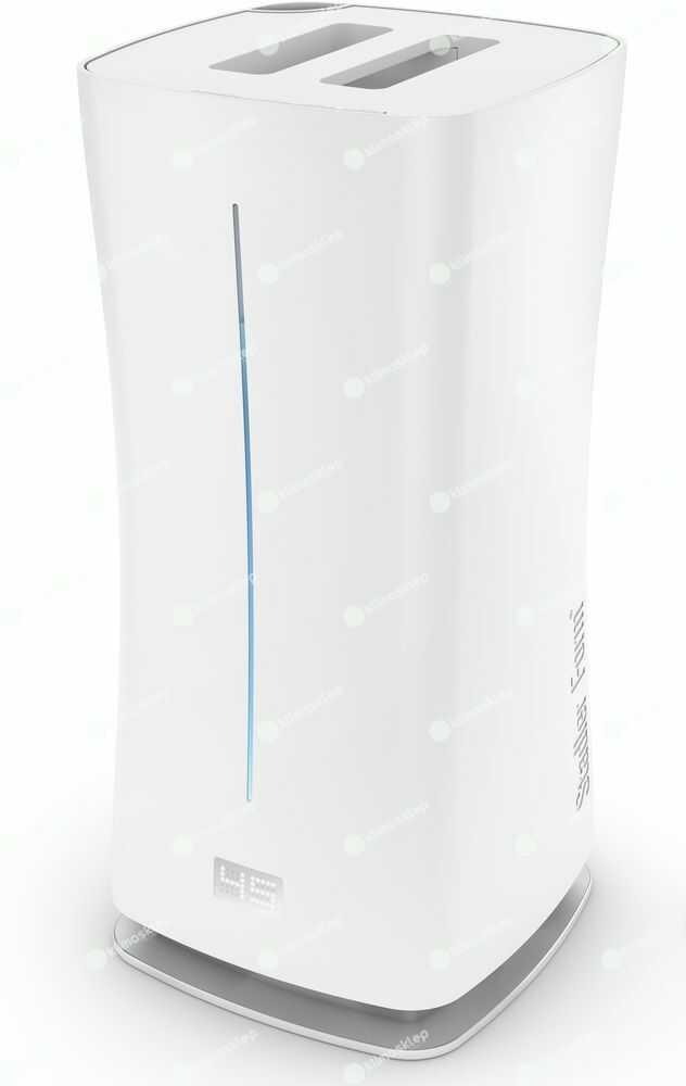 Ultradźwiękowy nawilżacz powietrza Stadler Form Eva - biały