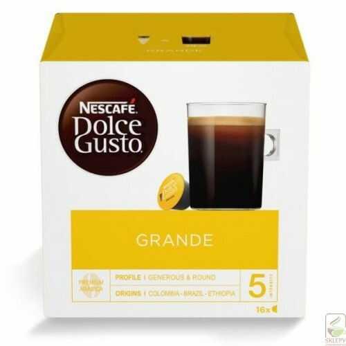NESCAFE DOLCE GUSTO Grande 16 kapsułek