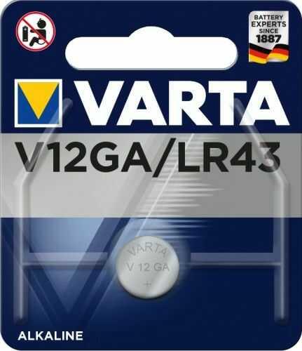 BATERIA VARTA V12 GA / LR43