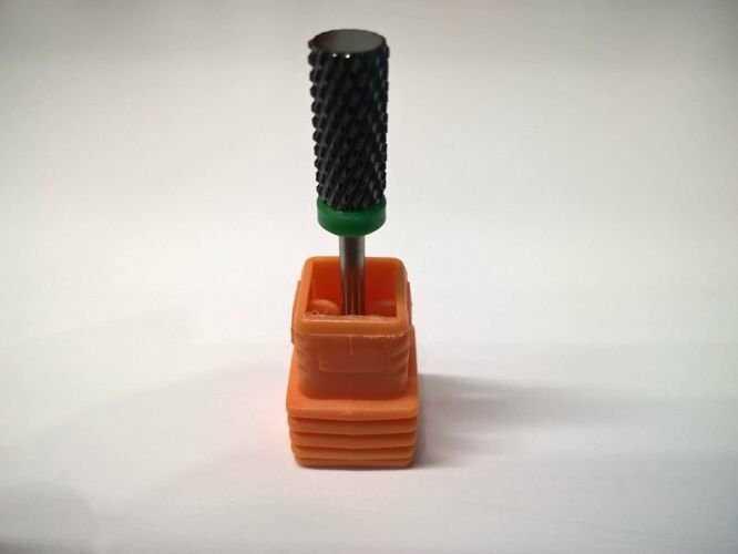 Frez ceramiczny -Black 3/32'' Small Barrel-C