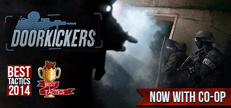 Door Kickers (PC) PL Klucz GOG