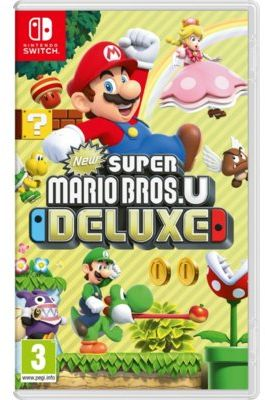 Gra Nintendo Switch New Super Mario Bros U Deluxe