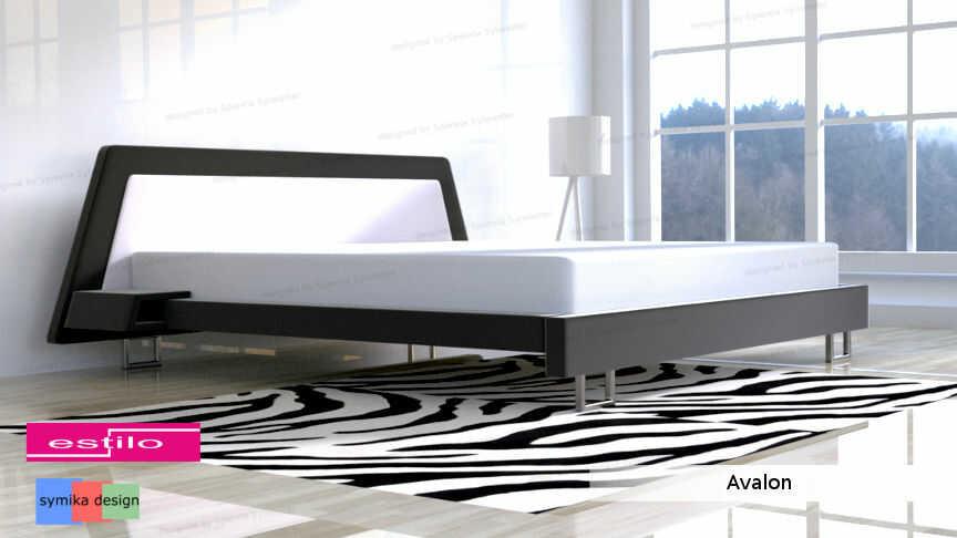 Łóżko do sypialni Avalon - łóżka młodzieżowe